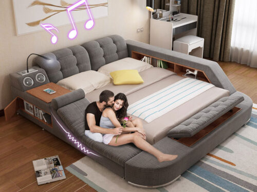 ultimate smart bed