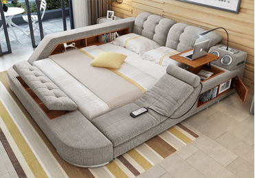 Homepage Ultimate Smart Bed