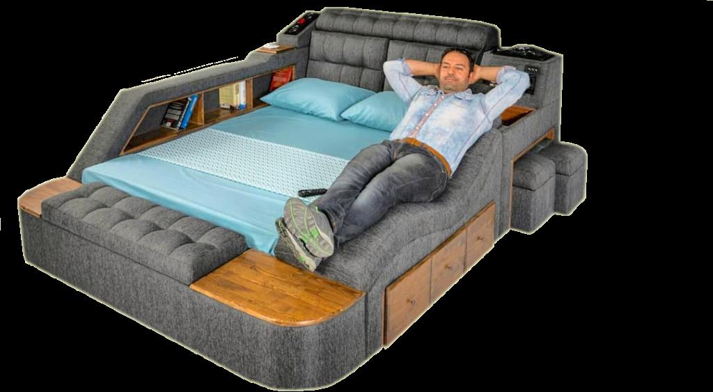 hargen smart bed