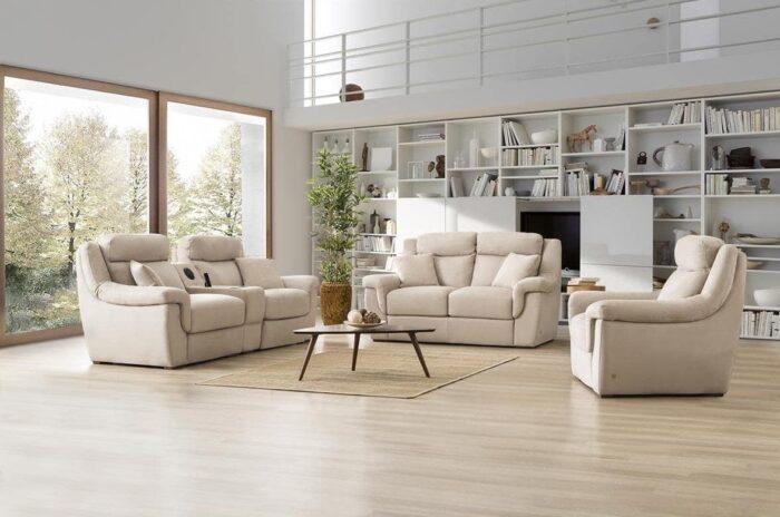 Salvador Smart Sofa Set